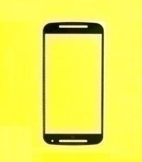 Линза (стекло) Motorola Moto G2