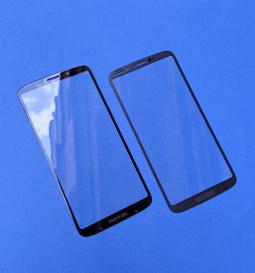 Стекло для ремонта экрана (линза) Motorola Moto Z3
