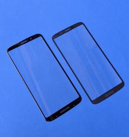 Стекло для ремонта экрана (линза) Motorola Moto Z3 Play