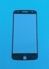 Линза (стекло) Motorola Moto Z чёрная