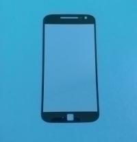 Линза (стекло) Motorola Moto Z Play чёрная