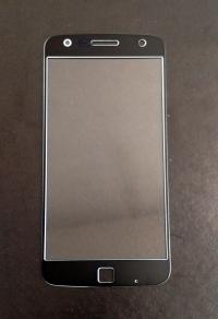 Линза Motorola Moto Z Play белая - изображение 2