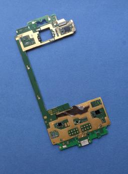 Материнская плата Motorola Moto Z Force xt1650-02 wi-fi нерабочий