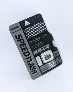 Флеш карта MicroSD Remax 32Гб 10 класс - фото 2