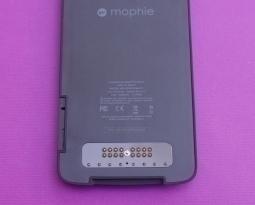 Moto Mod Mophie 3150 мАч батарея (Motorola Z2 Play Z3) - фото 2