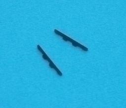 Накладки на динамики Motorola Moto X2 черные - изображение 2