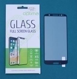 Защитное стекло Motorola Moto G6 на полный экран