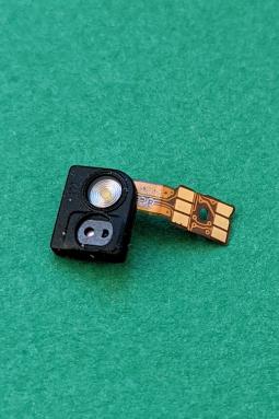 Датчик освещения и приближения Motorola Moto G7 Play вспышка фронтальная