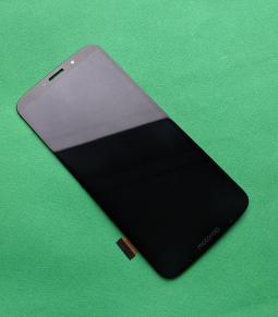 Ремонт экрана (переклейка стекла) Motorola Moto Z3 Play