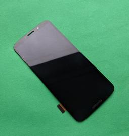 Ремонт экрана (переклейка стекла) Motorola Moto Z3