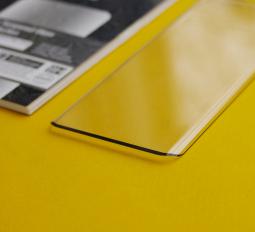 Защитное стекло Motorola Edge полное покрытие / полный клей (Pro+) - фото 3