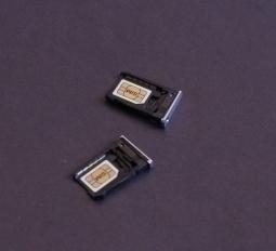 Сим лоток Motorola Google Nexus 6 белый - изображение 2