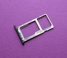 Сим лоток Motorola Moto E5 1 сим