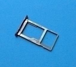 Сим лоток Motorola Moto G6 Play 1 сим
