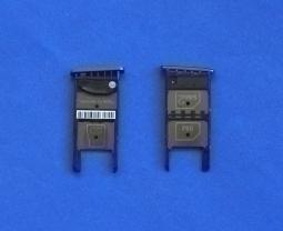 Сим лоток Motorola Moto G5 Plus серый - изображение 3