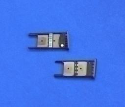 Сим лоток Motorola Moto G5 Plus серый - изображение 2