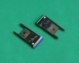 Сим лоток Motorola Moto X Style серый - изображение 2