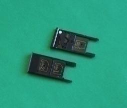 Сим лоток Motorola Moto X Style серый - изображение 3