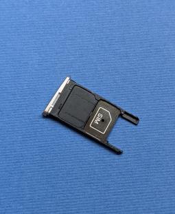 Сим трей Motorola Moto Z2 Play золотой