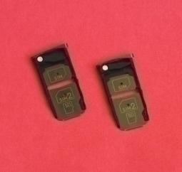 Сим лоток Motorola Moto Z Droid чёрный - изображение 2