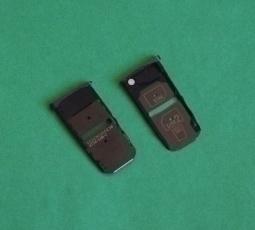 Сим лоток Motorola Moto Z Droid чёрный - изображение 3