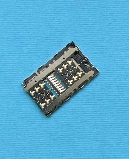 Сим коннектор Motorola Droid Turbo 2 - фото 2
