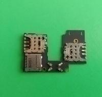 Сим коннектор Motorola Moto G3 dualsim