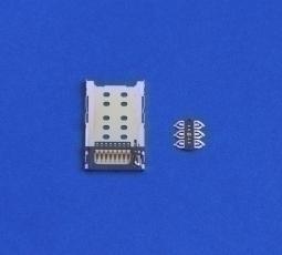 Сим коннектор Motorola Moto Z Play - изображение 2