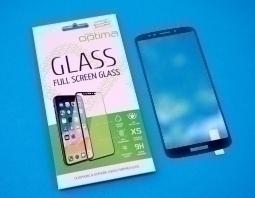 Защитное стекло Motorola Moto E5 Plus на весь экран