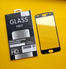 Защитное стекло Motorola Moto Z2 Force на весь экран (Pro+)