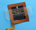 Антенна NFC и зарядки Motorola Droid Ultra