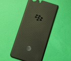 Крышка BlackBerry Keyone чёрная А-сток