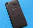 Крышка Lenovo A6000 чёрная B-сток