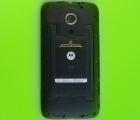 Средняя часть корпуса Motorola Moto G + стекло камеры