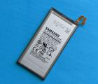 Батарея Samsung Galaxy A6 Plus (2018 / A605) EB-BJ805ABE оригинал (ёмкость 75-80%) B+ сток