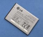 Батарея LG LGIP-400N оригинал с разборки (B+ сток) ёмкость 75-80%