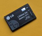 Батарея LG LGIP-431A оригинал с разборки (S+ сток) емкость 95-100%