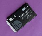 Батарея LG LGIP-430A оригинал с разборки (S+ сток) ёмкость 90-100%