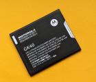 Батарея Motorola GK40 (Moto G4 Play) S+ сток оригинал