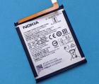 Батарея Nokia 3.1 HE336 оригинал с разборки