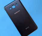 Крышка Samsung Galaxy J7 (2016) j710 чёрная А-сток