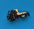 Плата нижняя Meizu M8 lite порт зарядки / микрофон