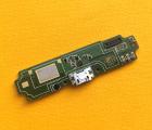 Плата нижняя с портом USB Xiaomi Redmi 4a микрофон