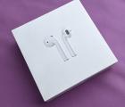 Коробка Apple AirPods 2