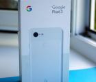 Коробка Google Pixel 3