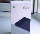Коробка Google Pixel 2