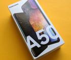 Коробка мобильного Samsung Galaxy A50 (2019) a505