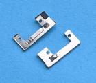 Фиксатор шлейфа порта зарядки Lightning Apple iPhone 6 Plus металлическая панель