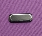 Кнопка home Samsung Galaxy Note 3 чёрная