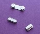Кнопки боковые Apple iPhone 5s набор серебро